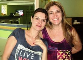 Macri Frei y Marina Gentil