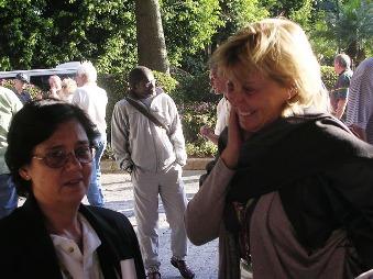 Mari Carmen y Nuria Almirall