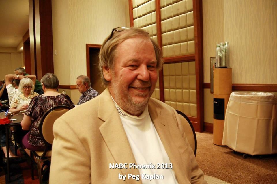 Jeff Meckstroth in NABC Phoenix 2013