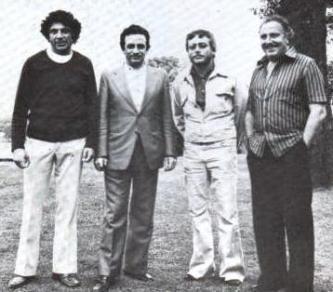 Kantar, Garozzo, Aisemberg, Belladonna