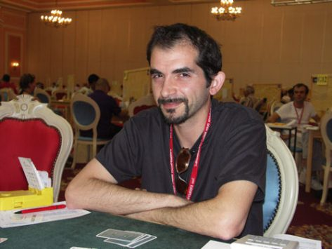David Bakhshi in Antalya