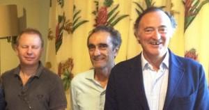 Arturo Wasik; Pedro Guerrero; Salvador Gª-Atance
