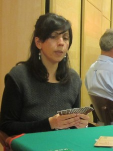 Angie Bach Corresponsal CSBNews en España