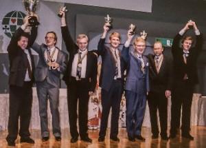 Islandia Campeon del Mundo 1991