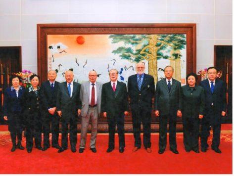 Jiang Zemin Press Release1