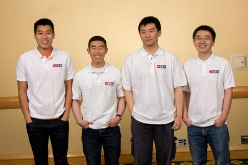 William Zhu, Edmund Wu, Erli Zhou, Jimmy Wang