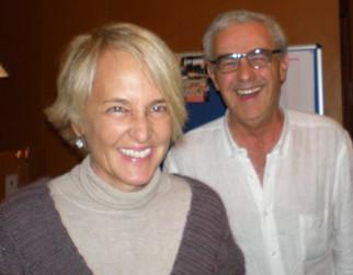 Ana Vilela y Moises Asayag