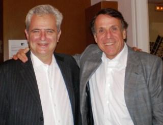 Carlos Fernandez y Jose Creuheras
