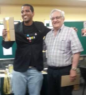 Danny Cruz y Carlos Goldstein