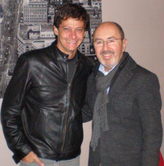Diego Brenner y Angel Cobas