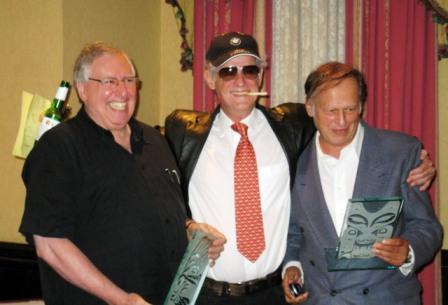 Eric Kokish, Joey Silver, George Mittelman