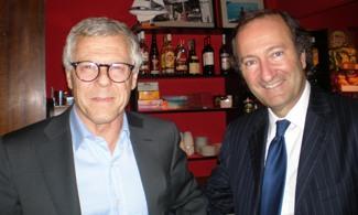 Ferran Conti y Juan Carlos Ventin