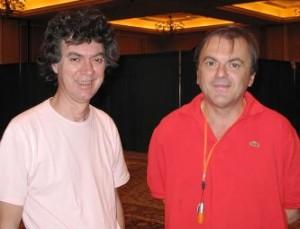 Giorgio Duboin y Guido Ferraro