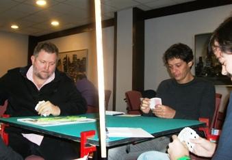 Luc Soudan y Diego Brenner