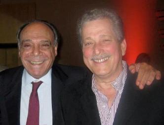 Paolo Pasquini y Gustavo de Lemos