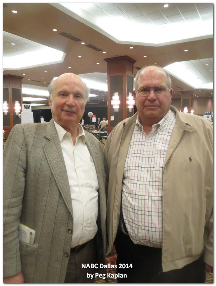 Allen Hawkins and Bernie Yomtov