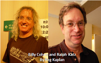 Billy Cohen and Ralph Katz