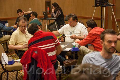 NABC Dallas 2014, Fantoni-Nunes