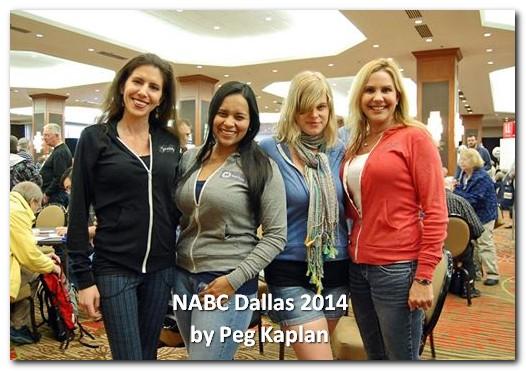 Lindsey Weinger, Luz Carolina Ortega, Kat O'Grady Loeb y Stefanie Doran Scott.