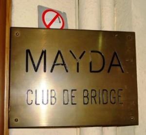 Mayda club de bridge