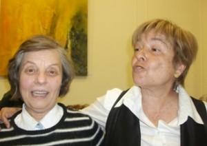 Pepa Torrens y Maria Torres