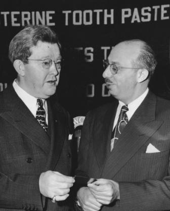 William McKenney y Dick Frey