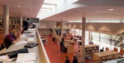 Biblioteca del Guinardó-Mercè Rodoreda 1