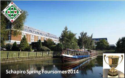 Schapiro Spring Foursomes 2014
