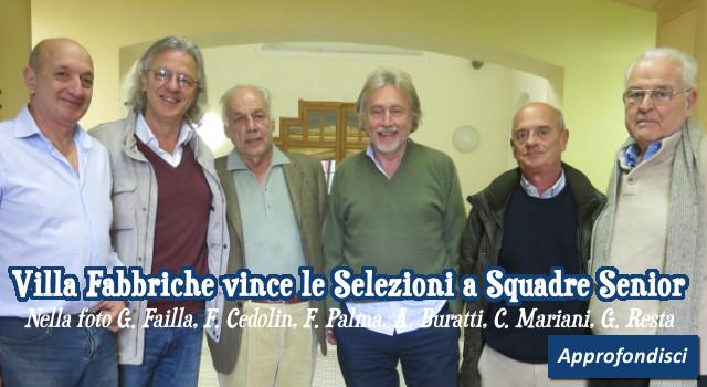 Italia equipo Senior 2014