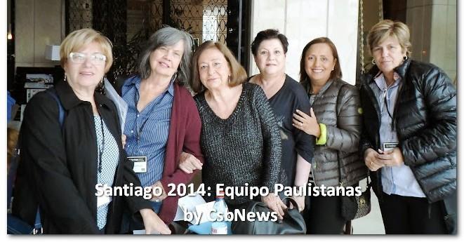 Equipo: Paulistanas