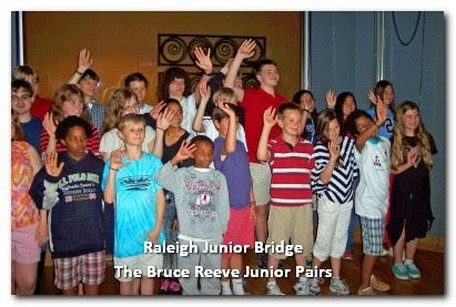 Raleigh Junior Bridge