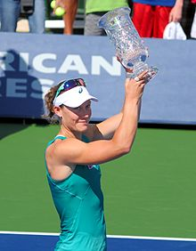 Stosur wins Southern California Open