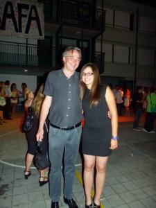 Xavi y Maria Goberna