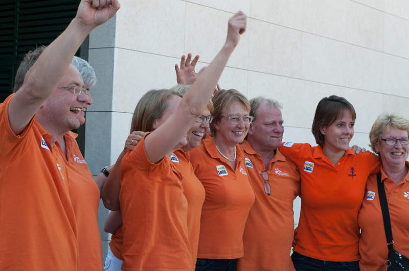 Netherlands Women Gold Opatija 2014