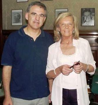 Guillermo Bianchi y Silvia Boldt
