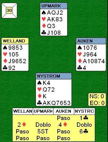 Opatija 2014 Alemania - Suecia  R7 M30