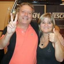 Roberto Vigil y Maria Celia Pailhe
