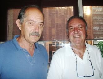 Victor Cañellas y Gregori Almuni