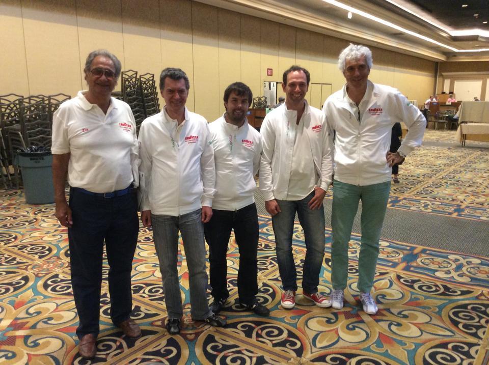 Lavazza Team Spingold 2014