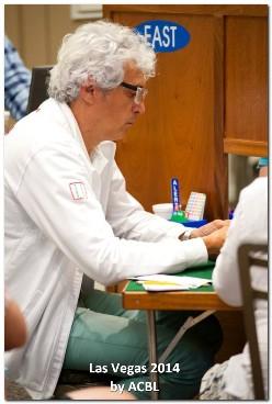 Norberto Bocchi Las vegas 2014.
