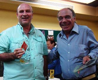 Jose M. Valdes y Paolo Pasquini