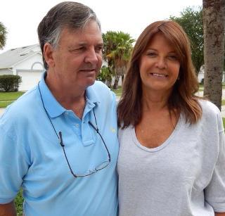 Enrique G. Huidobro y Monica Yussem