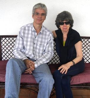 Antonio Hernandez y Vivianne Lechtman