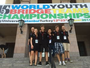 Estambul 2014 Suecia Youngsters