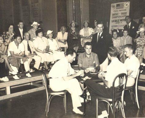 Jacoby jugando la Reisinger 1939