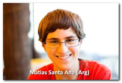 Matias Santa Ana