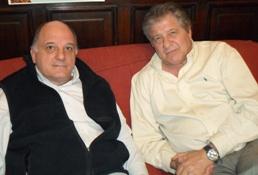 Arturo Grieben y Horacio Elijovich