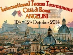 Citta de Roma torneo +chq