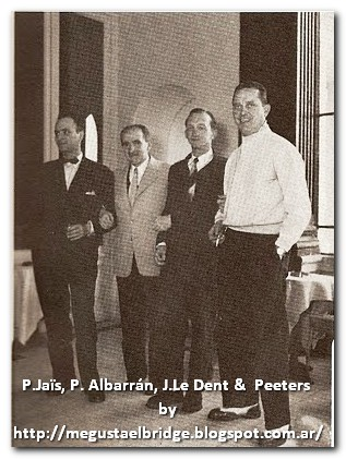 Jaïs, Albarran, Le Dentu,Peeters. 1949