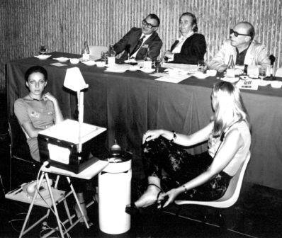 Sergio Apoteker, Eddie Kaplan, Jean Besse, Leda Pain, 24th World Team Championships Rio de Janeiro 1979